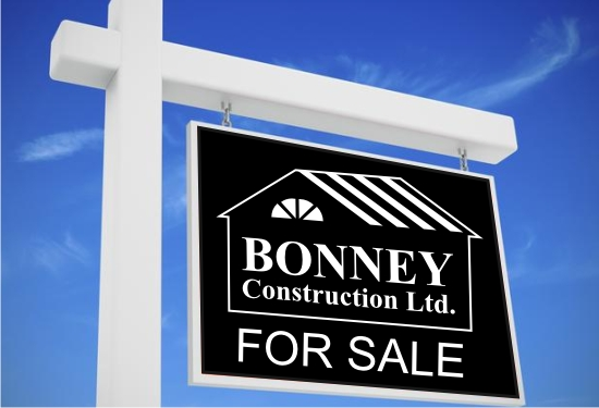 Bonney Construction lots for sale